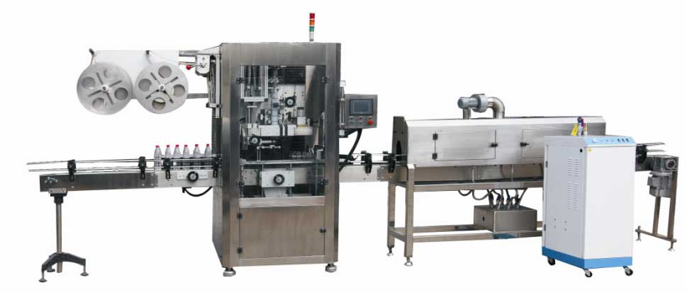 High Speed Shrink Sleeve Labeling Machine Manufacturers & Exporters from India