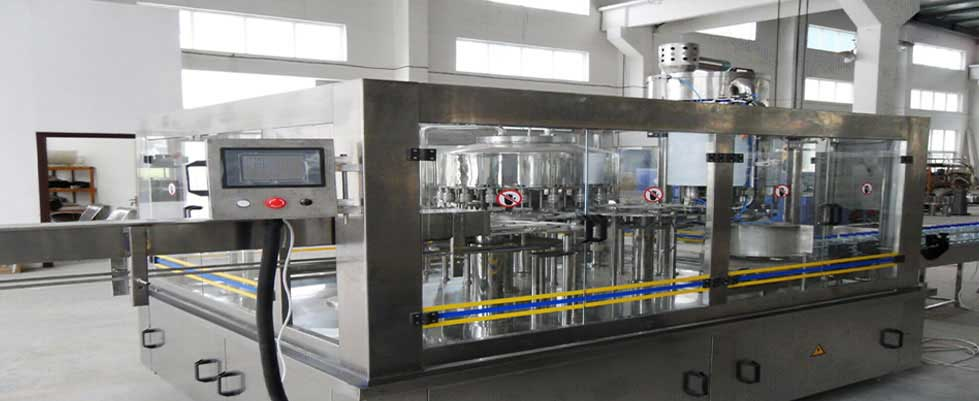 Mineral Water Rinsing Filling Capping Machine Manufacturers & Exporters from India