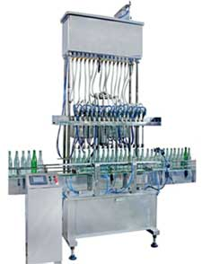 Automatic Wine Filling Machines India.