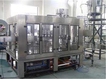 Beverages Filling Machine Manufacturers & Exporters from India