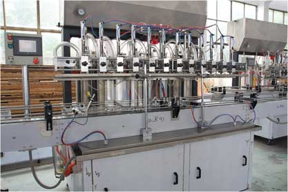 Edible Oil Filling Machine Manufacturers & Exporters from India
