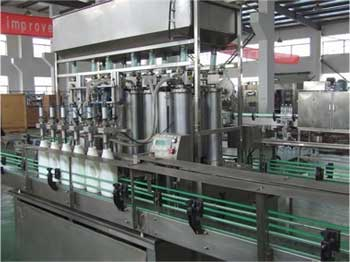 Liquid Soaps Filling Machine Manufacturers & Exporters from India