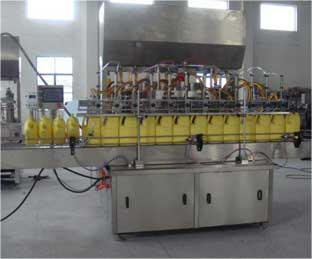 Lubricant Oil Filling Machine Manufacturers & Exporters from India
