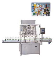 Shampoo Filling Machine Manufacturers & Exporters from India