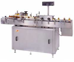 Vertical Sticker Labeling Machine  Manufacturers & Exporters from India