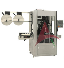 400 High Speed Shrink sleeve labeling machine Manufacturers from India