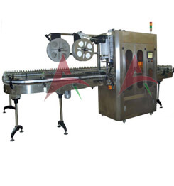 500 High Speed Shrink sleeve labeling machine