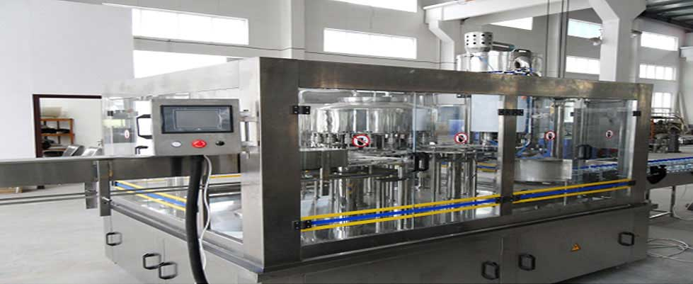 Hot Filling Juice Pet Bottling Machine