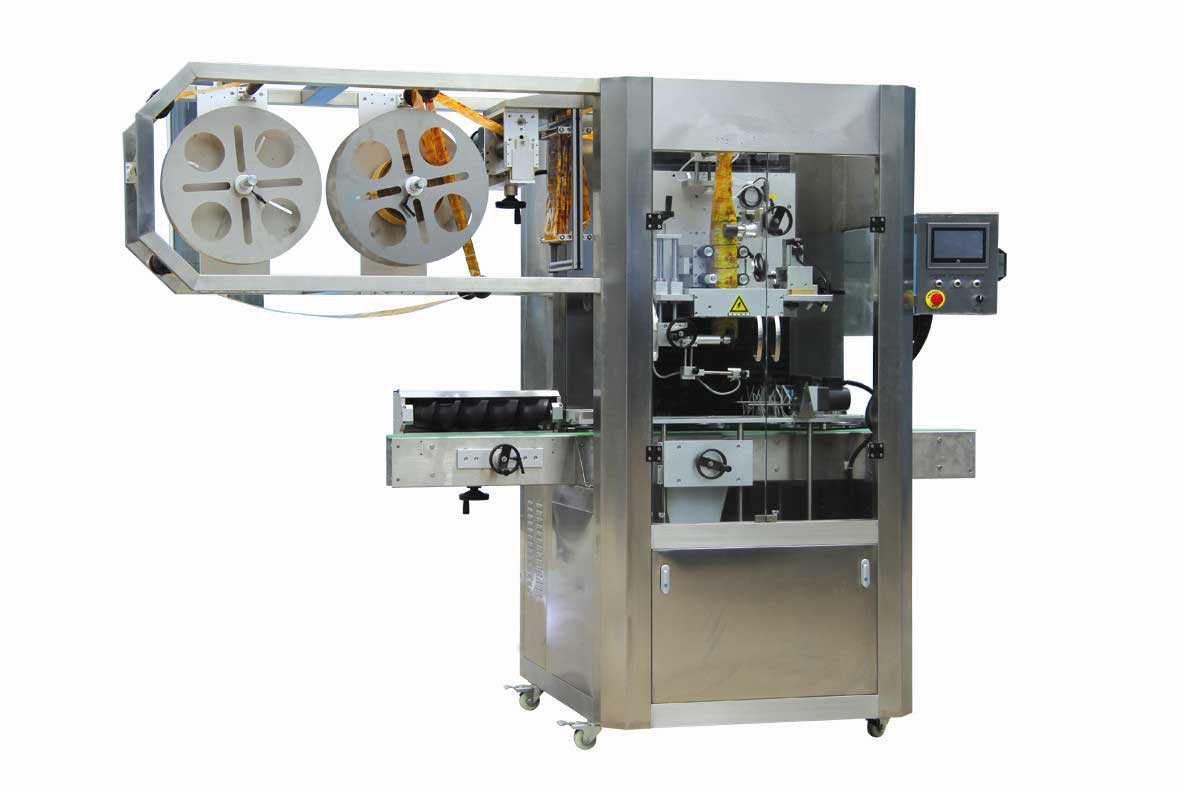 500 High Speed Shrink Sleeve Labeling Machine Manufacturers & Exporters from India