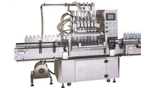 Pressure Filling Machine