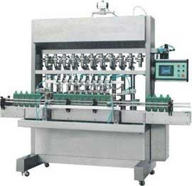 Chemical Filling Machine