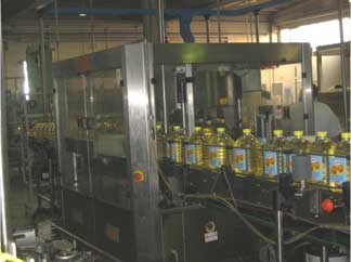 Cooking Oil Filling Machines