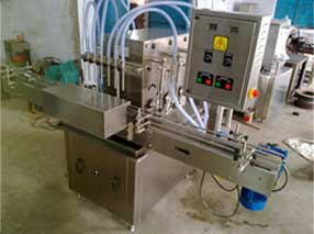 Liquid Syrup Filling Machines